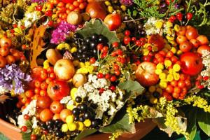 Podzim, sezónní potravina